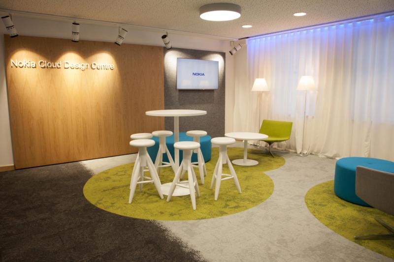 Så ska Nokias kontor bli mer flexibla
