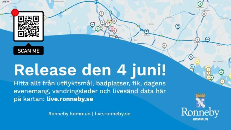 Nu är Ronneby kommun Live