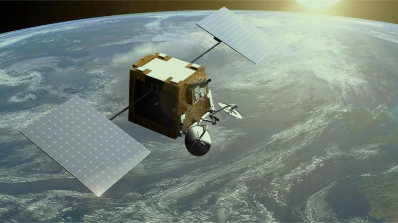 Snabb satellit-uppkoppling bara några månader bort