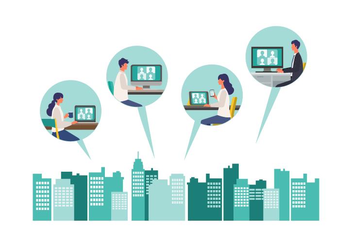 Hybridkontoret framtiden för kontaktcenter – om de anställda själva får välja
