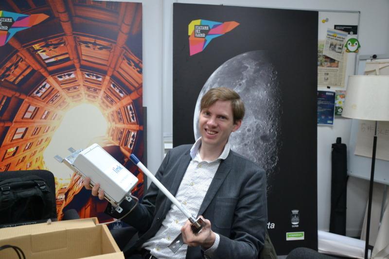 Så jobbar Lund med IoT och smarta sensorer
