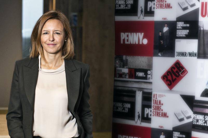 """Penny-chefen efter Tele2:s beslut: """"Jag är öppen inför framtiden"""""""