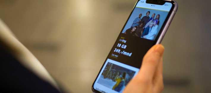 Crm-lösning i molnet hjälpte norska mobiloperatören att växa