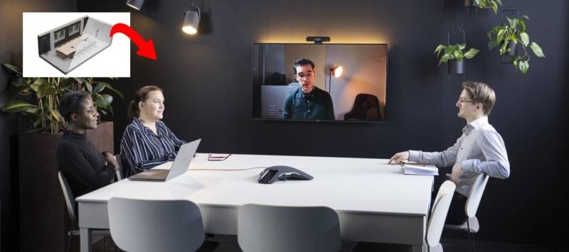 Konftel släpper guide för optimal planering av videolösningar