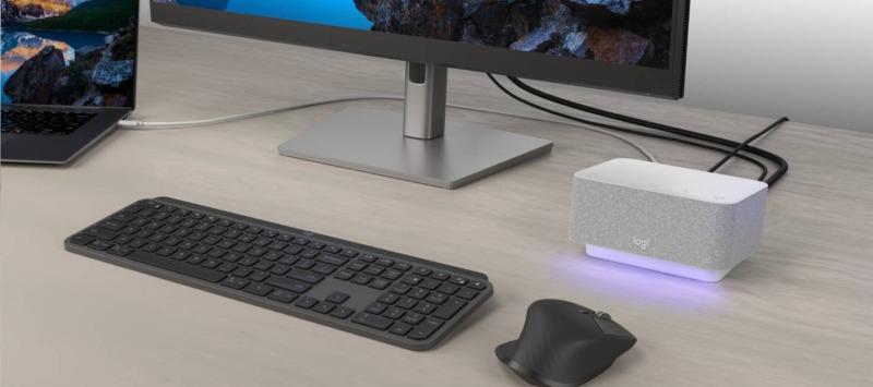 Logitechs nya docka håller ordning och reda på skrivbordet