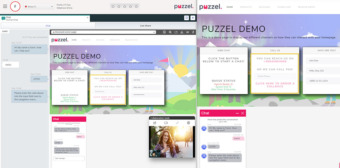 puzzel live share