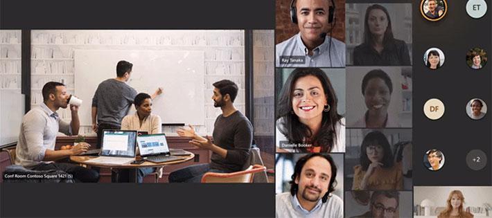 Microsoft Teams får nya funktioner för hybridkontoret