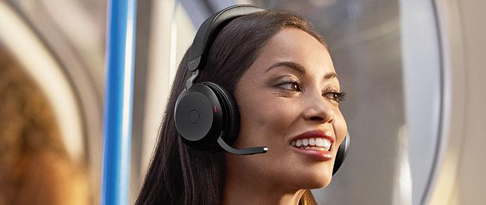 Jabra släpper headset för hybridkontoret