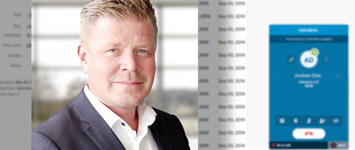 Här är Talkdesks planer för den svenska marknaden