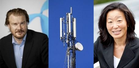 Tele2 och Telenor inne i nya 2g-nätet